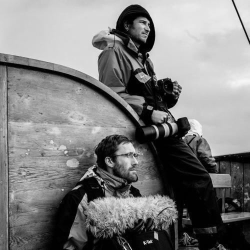 Ontmoet en stel vragen aan filmmaker Giacomo Xjoshx Giorgi.